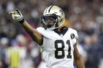 New Orleans Saints release WR Cameron Meredith