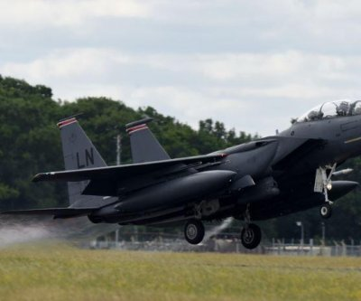 USAF air wings gather in Germany for Large Force Exercise