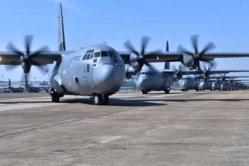 U.S. Air Force announces next locations for new C-130J cargo planes