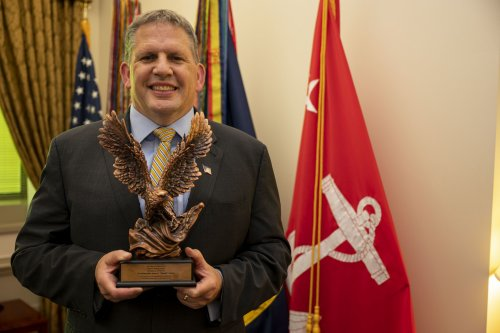 James Guerts announces retirement from Navy's second-highest rank
