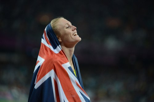 Pearson edges Americans in hurdles