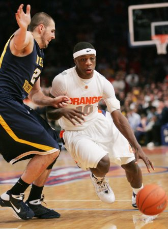 Three Syracuse players declare for draft