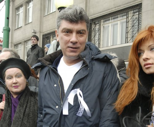 Duritskaya, witness to Nemtsov's death, in custody