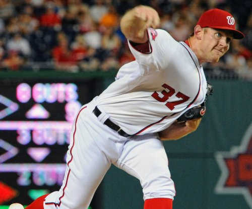 Strasburg, Washington Nationals edge Atlanta Braves
