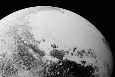 NASA shares more Pluto images from New Horizons