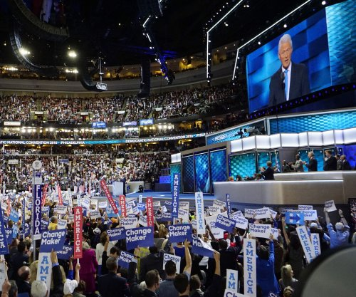 Obama, Biden, mass shooting victims to speak on Day 3 of Democratic convention