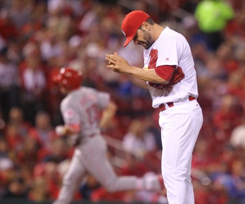 Atlanta Braves acquire LHP Jaime Garcia from St. Louis Cardinals
