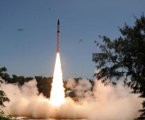 India test-fires Agni-IV ballistic missile