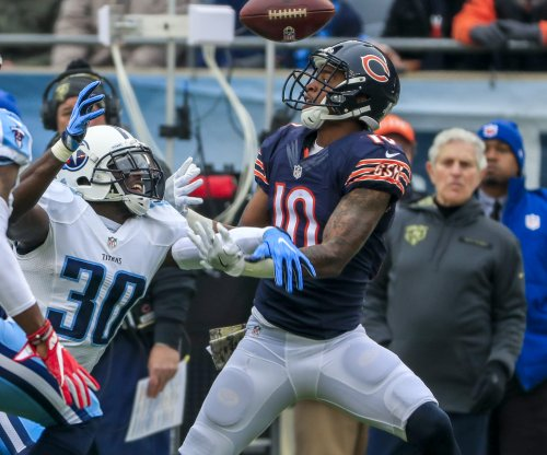 New York Jets ink former Chicago Bears WR Marquess Wilson