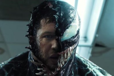 'Venom': Tom Hardy becomes a lethal protector in new trailer