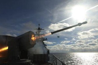 Navy completes tests of Raytheon's upgraded RAM missile