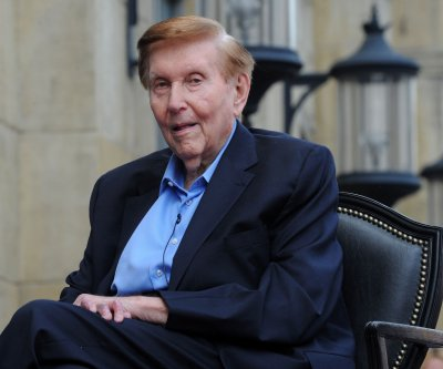 Billionaire media mogul Sumner Redstone dies at 97