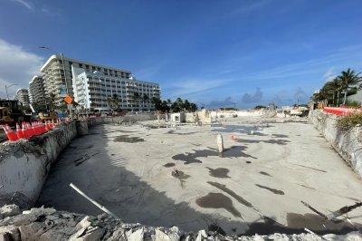 First responders depart Florida condo collapse site; 1 victim still unidentified