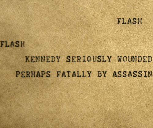 President Kennedy assassinated, Texas Governor Connally gravely wounded