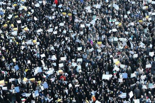 Opposition under attack in Iran