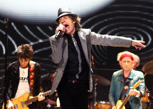 Rolling Stones, Arctic Monkeys to play Glastonbury