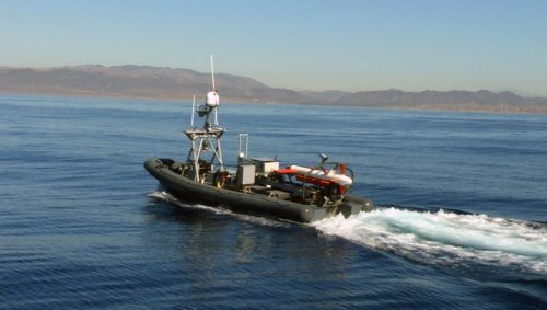 Northrop demonstrates mine detector sensor with unmanned vessel