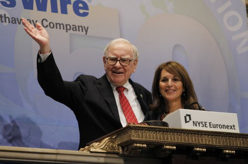 Warren Buffett's Berkshire Hathaway stocks up on batteries ahead of Christmas