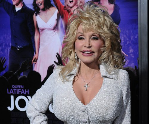 Dolly Parton is developing series of TV movies for NBC