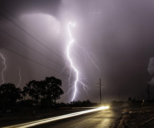 Lightning strike injures 7 in Louisiana during July 4th event
