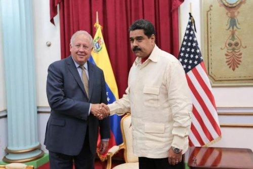 Venezuela's Nicolas Maduro releases 5 jailed opposition members