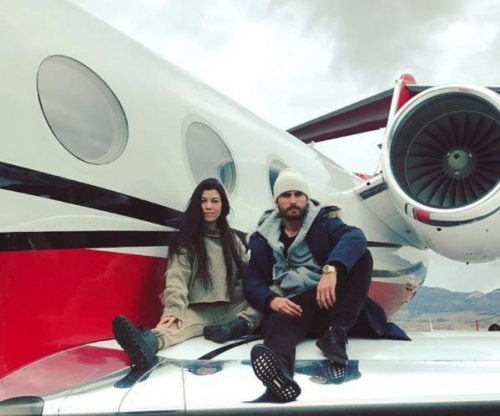 Kourtney Kardashian, Scott Disick enjoy Aspen getaway