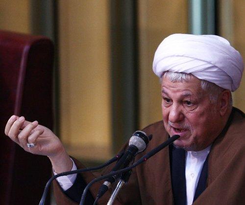 Iran's ex-President Hashemi Rafsanjani dies