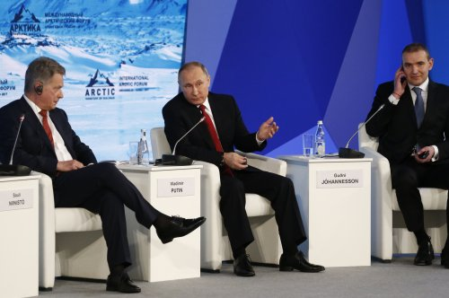 Putin wants to meet Trump before July's G-20 summit