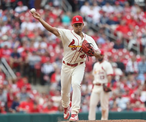Cardinals' Jordan Hicks throws five fastest pitches of 2018