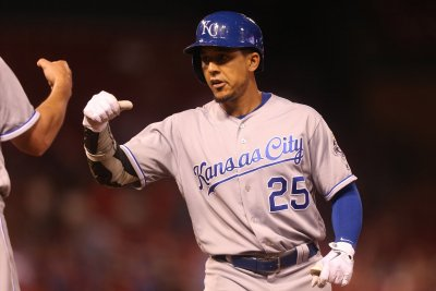 Royals, Jay try to find way vs. Athletics