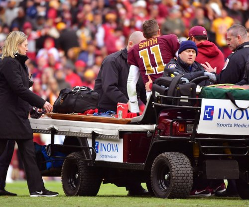 Joe Theismann says Redskins' Alex Smith's leg injury 'exactly like mine'