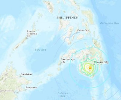 6.8 magnitude earthquake shakes southern Philippines