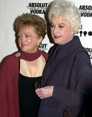 'Golden Girls' stars skip Getty's funeral