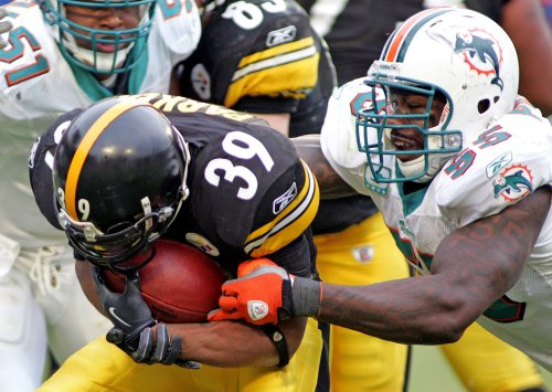 Dolphins release, retain LB Joey Porter