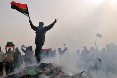 Post-war Libya troubles United Nations