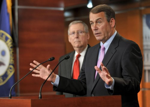 Boehner: Dem health reforms 'reckless'
