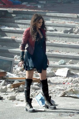 'Avengers 2': First glimpses of Scarlet Witch and Quicksilver from 'Age of Ultron'