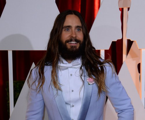 Jared Leto's full Joker look revealed for villain's 75th anniversary