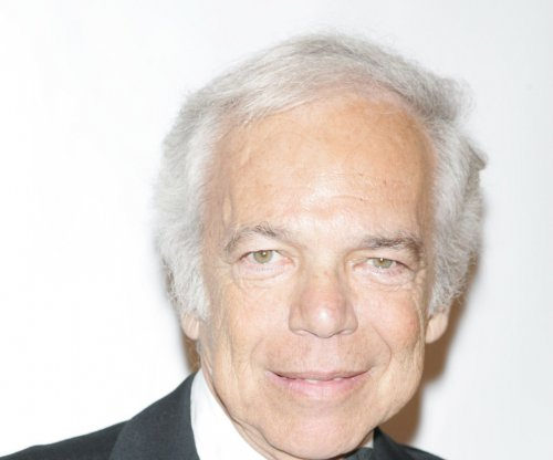 Ralph Lauren steps down as chief executive of his company