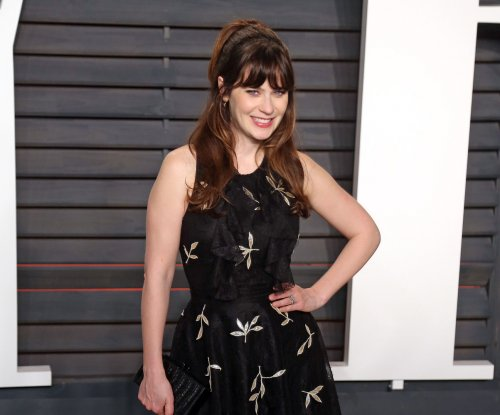 First images released of 'Trolls' characters played by Zooey Deschanel, Christopher Mintz-Plasse