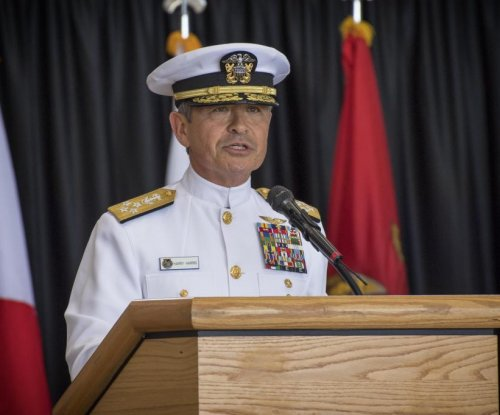 Report: U.S. Pacific Command chief tells troops to be ready to 'fight tonight'