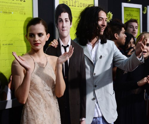 Ezra Miller says Emma Watson was his first call when he landed 'Beasts' role