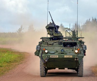 U.S. State Dept. approves sale of Stryker vehicles to Peru