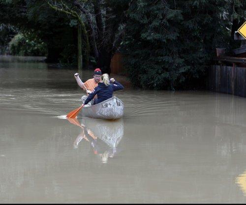 Rain, snow in California bring more flooding and a tornado