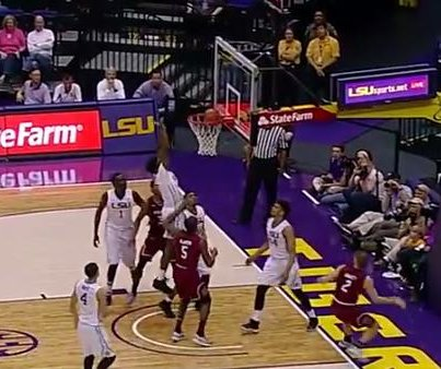 No. 19 South Carolina coast to 88-63 win over LSU