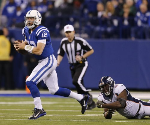Indianapolis Colts QB Andrew Luck (shoulder) might practice Wednesday, edging to return