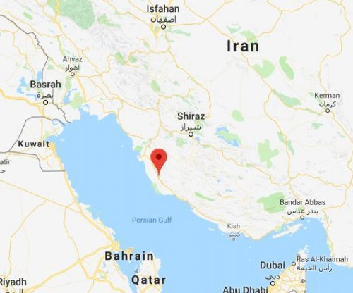 Magnitude 5.9 earthquake rattles southern Iran