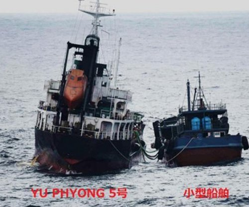 Japan takes North Korea transshipment cases to U.N.
