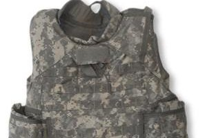 Army to test lighter body armor vest as part of total protection system