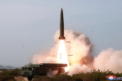 Report: Radar in South Korea network could not track missiles
